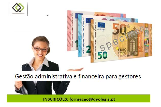Gestão Administrativa e Financeira para Gestores
