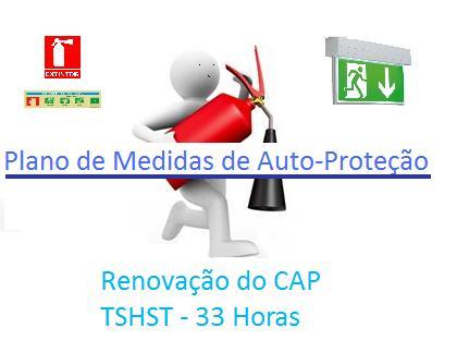 Renovação do CAP Tshst